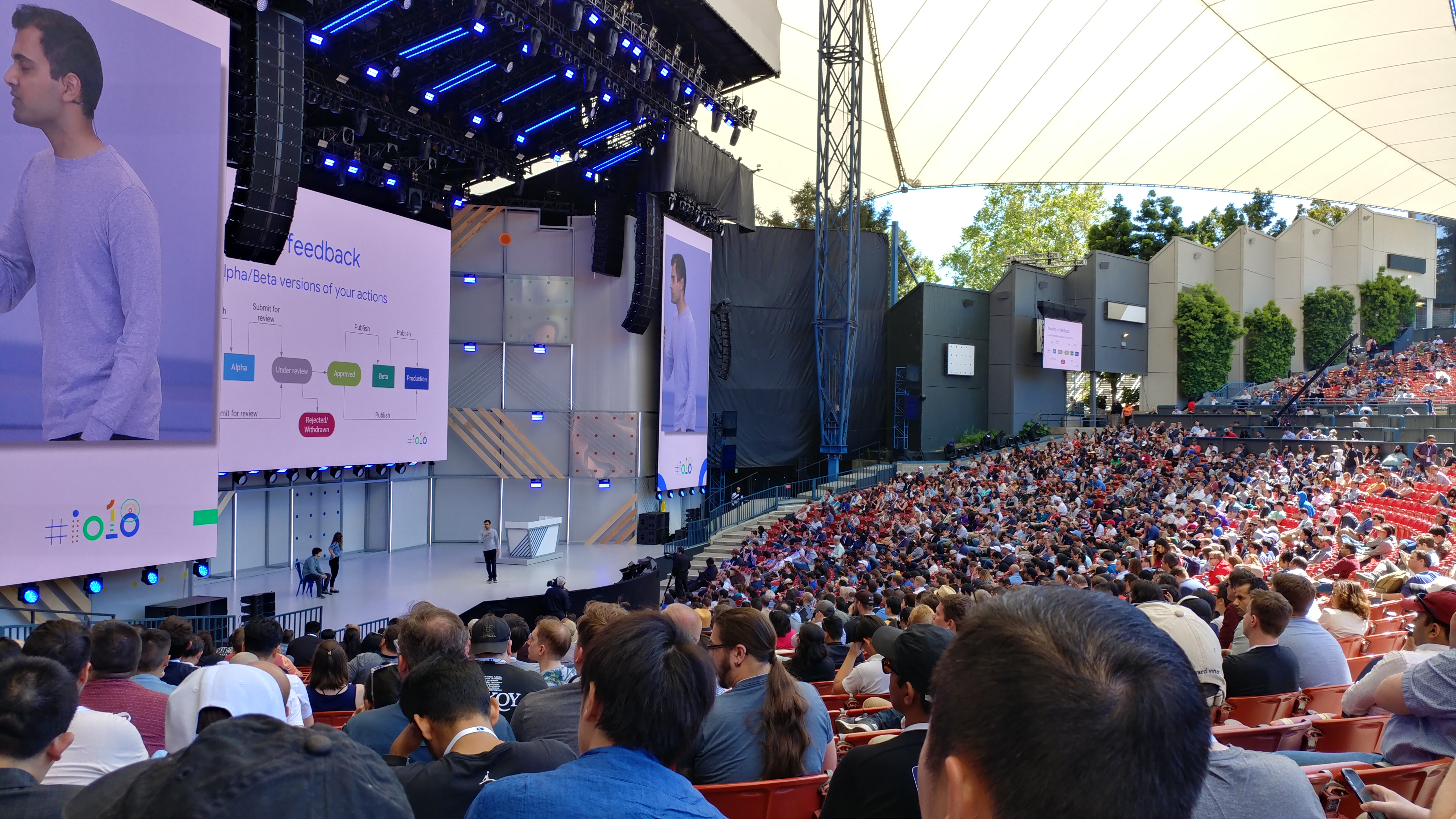 Pulse Labs goes to Google I/O '18