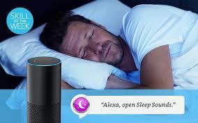 Sleep Sounds Energize Alexa