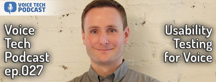 Pulse Labs CPO, Dylan Zwick, on Voice Tech Podcast