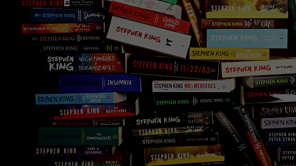 STEPHEN KING LIBRARY BY SKILLED CREATIVE: Case Study by Pulse Labs